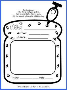 Biography book report ideas third grade